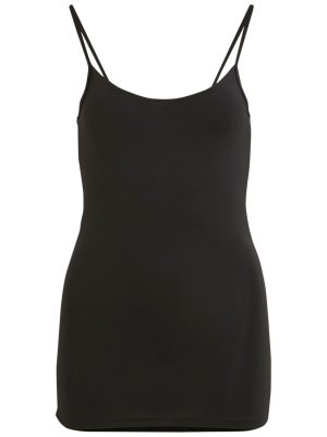 14016484 Surface strap top new noos black